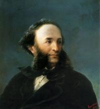 Автопортрет (И.К. Айвазовский)