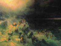 Всемирный потоп. 1864
