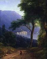 Вид из Ливадии. 1861