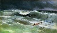 Буря. 1886