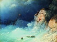 Кораблекрушение. 1864