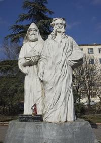 Памятник братьям Айвазовским