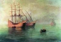 Корабли Колумба. 1880-е