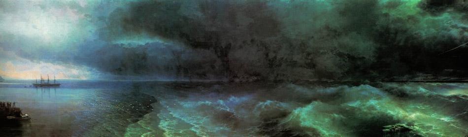 От штиля к урагану. 1892