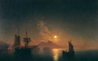Лунная ночь (И.К. Айвазовский)