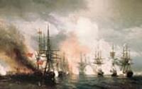 Синопский бой. 1853