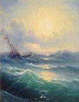 Море. 1898.