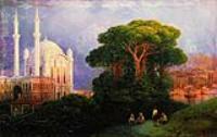 Вид Константинополя. 1851