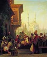 Восточная сцена. 1846