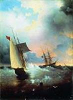 Парусник. 1859