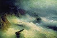 Буря у мыса Айя. 1873