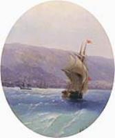Вид Крыма. 1851