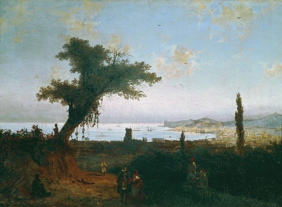 Старая Феодосия. 1839