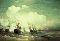 Морское сражение при Ревеле 2 мая 1790года. 1846