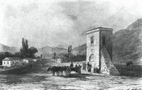 Старый Крым. Фонтан. 1858
