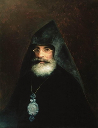 Портрет Габриэла Айвазяна