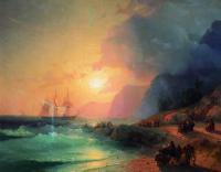 На острове Крит. 1867