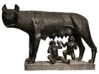 Ромул и Рем (Romulus и Remus) - легендарные братья-основатели Рима