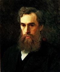 Портрет П.М. Третьякова (И.Н. Крамской)