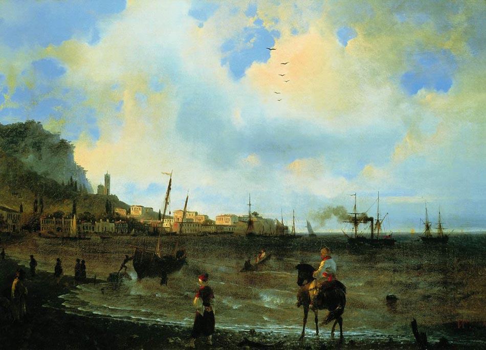 Ялта. 1838