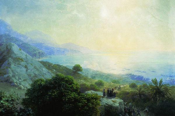 Остров Крит. (Айвазовский И.К.)