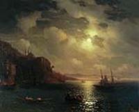 Золотой Рог. Босфор. 1872