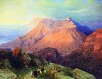 Аул Гуниб. 1869