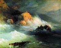 Кораблекрушение. 1876
