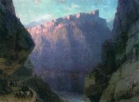Дарьяльское ущелье. 1868